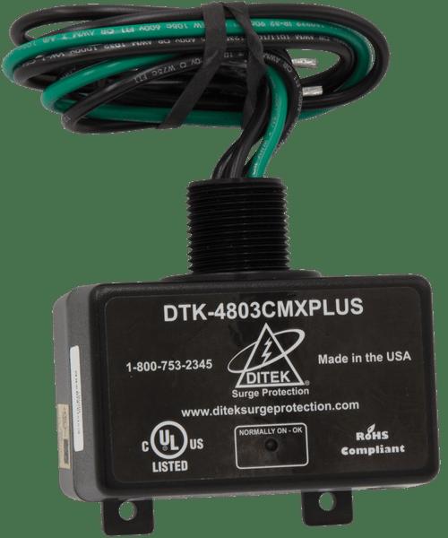 Ditek DTK-4803CMXPLUS 480VAC Three Phase Surge Protective Device
