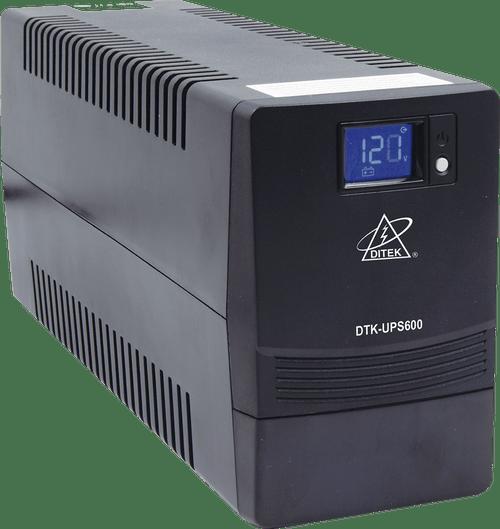 Ditek DTK-UPS600 Line Interactive Uninterruptible Power Supply