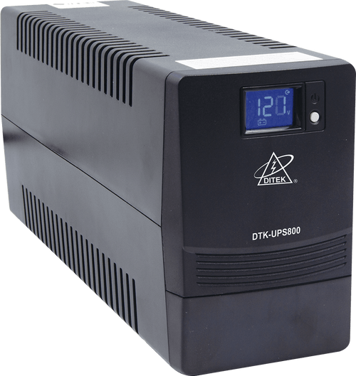 Ditek DTK-UPS800 Line Interactive Uninterruptible Power Supply