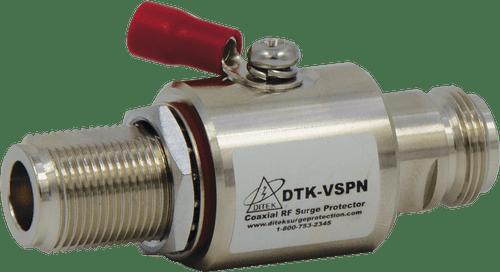 Ditek DTK-VSPN Coaxial RF Surge Protector
