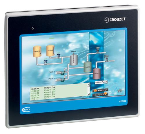 Crouzet 88970554 CTP104-E Performance Touch HMI
