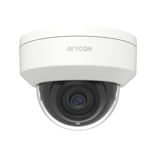 Avycon AVC-NSD81F28 8MP H.265 Fixed Indoor Dome Network Camera