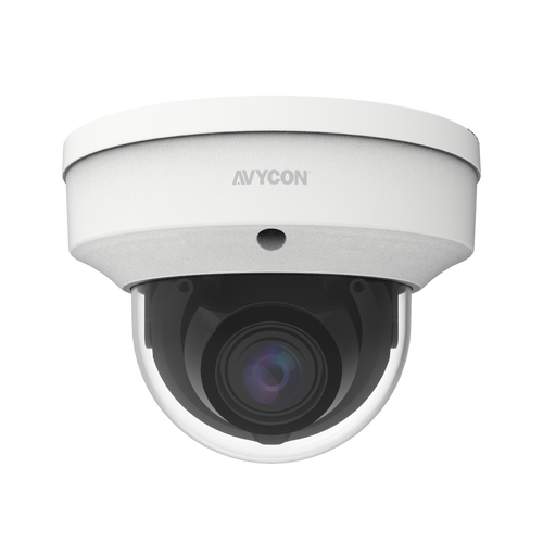 Avycon AVC-TV82M 8MP HD-TVI Motorized Varifocal Vandal Dome Camera
