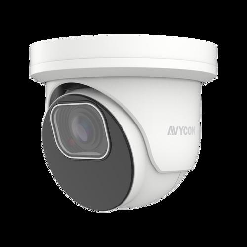 Avycon AVC-NSE81M 8MP H.265 Motorized Eyeball Network Camera