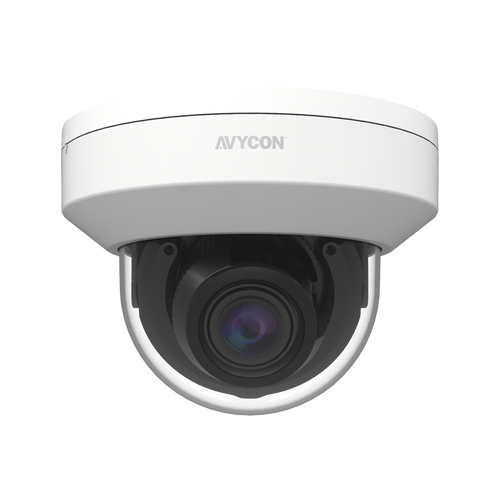 Avycon AVC-NSD81M 8MP H.265 Motorized Lens Indoor Dome Network Camera