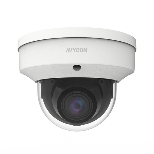 Avycon AVC-NSV81M 8MP H.265 Motorized Vandal Dome Network Camera