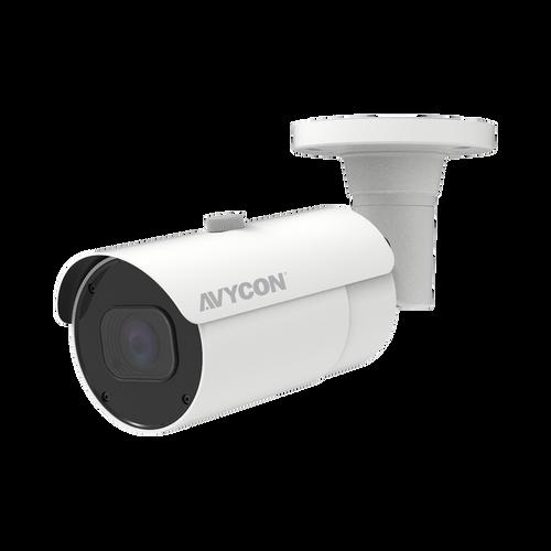 Avycon AVC-TB52M50 5MP HD-TVI Motorized Varifocal 5.0-50mm Dual Voltage Bullet Camera