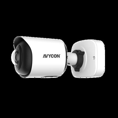 Avycon AVC-NP51F180 5MP Network IR Weatherproof Panoramic Camera