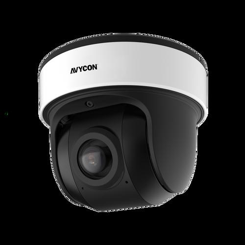 Avycon AVC-NVP81F180 4K Panoramic 180-Degree Mini Dome Network Camera