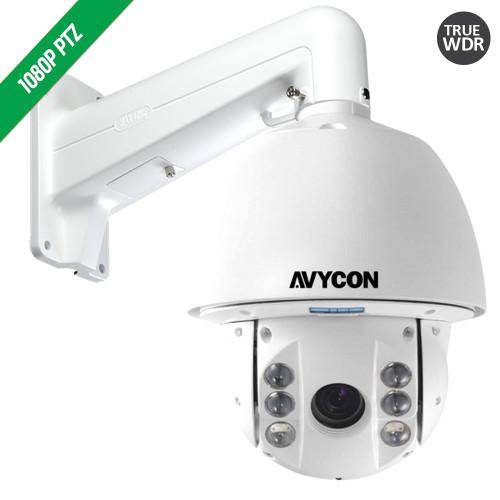 Avycon AVC-PT92X30LW HD-TVI In/Outdoor 30X IR PTZ Camera
