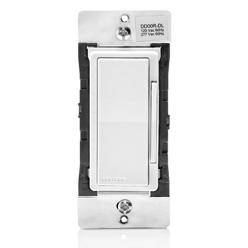 Leviton DD00R-DLZ Decora Smart Dimmer Companion Switch