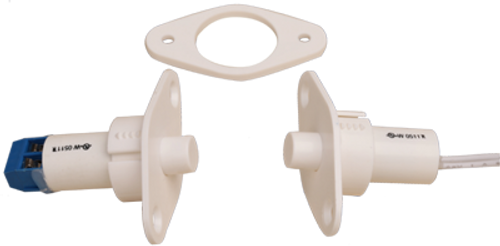 "Tane PB-52 .75""(19mm) Reed Push-Button Jamb-Switch - Bag of 10"