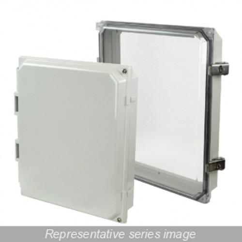 Hammond Manufacturing PJHMI2016CCL HMI Hinged Cover Kit