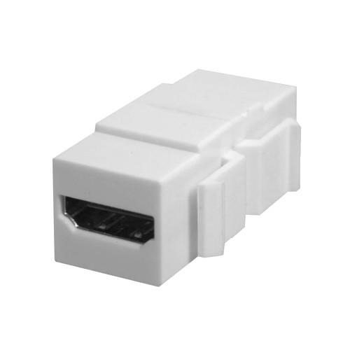 Quest HDI-9510 HDMI Keystone Coupler Insert
