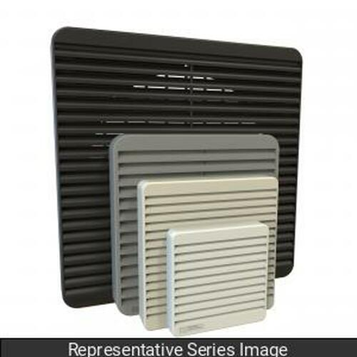Hammond Manufacturing XPFA80GY Filter Fan Grill