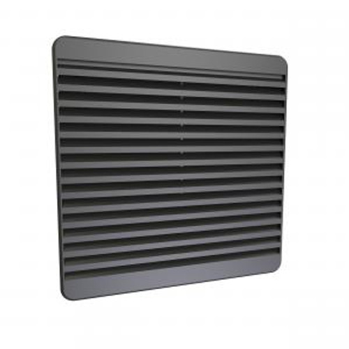 Hammond Manufacturing XPFA120BK Filter Fan Grill