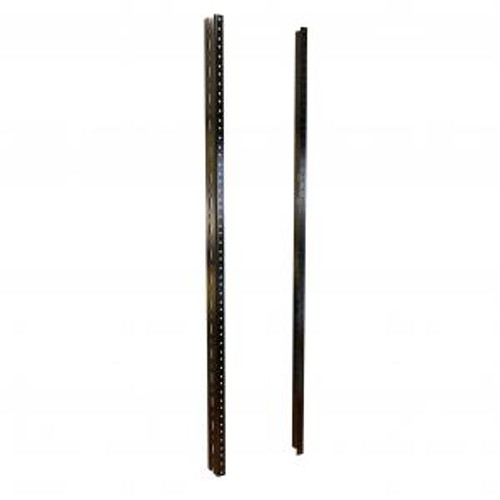 Hammond Manufacturing URR18U 18U 10-32 Mounting Rack Rails
