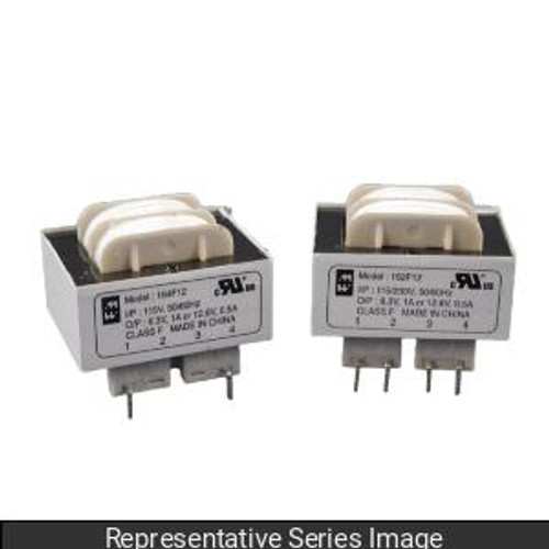 Hammond Manufacturing 162H20 Transformer, low voltage PCB mount, low profile, 115/230V, 20VA, 20V C.T. @ 1A