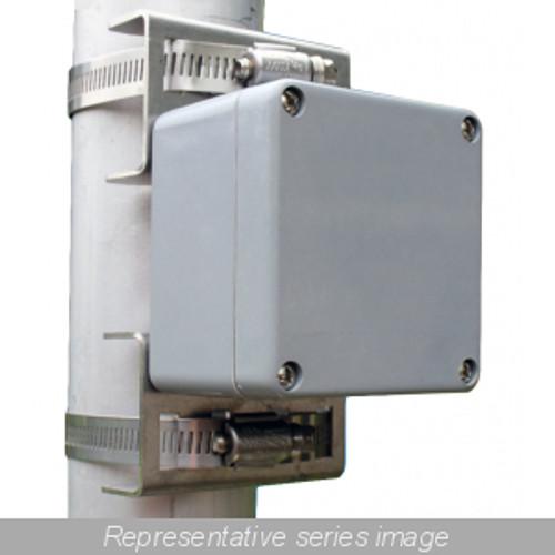 Hammond Manufacturing PMB110127KIT4 Pole Mount Kit