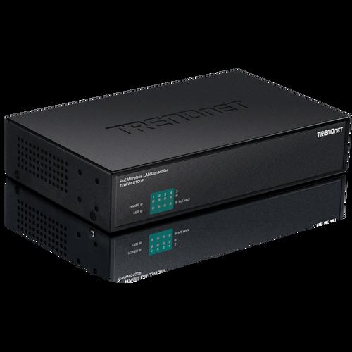 TRENDNet TEW-WLC100P PoE+ Wireless LAN Controller
