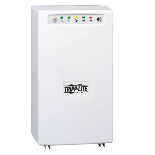 Tripp-Lite SMX1200XLHG SmartPro 230V 1kVA 750W Medical-Grade Line-Interactive Tower UPS with 6 Outlets, Full Isolation, Expandable Runtime