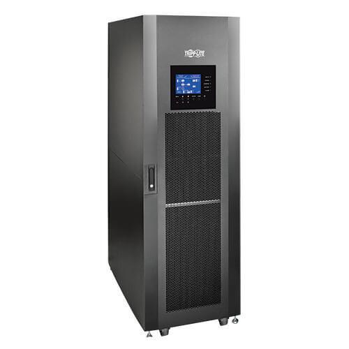 Tripp-Lite SVX90KM3P5B SmartOnline SVX Series 90kVA 400/230V 50/60Hz Modular Scalable 3-Phase On-Line Double-Conversion Medium-Frame UPS System, 5 Battery Modules