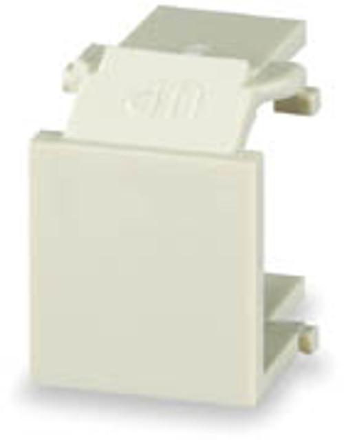 SignaMax CMK-BL-WH Blank Keystone Module White