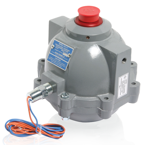 Atlas HLE-3T UL Listed Explosion-Proof Driver With 60-Watt 70V Transformer For Use In Hydrogen Environments