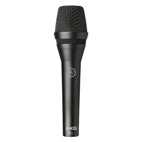 AKG P5i Dynamic Vocal Microphone With Harman Connected Pa Compatibility