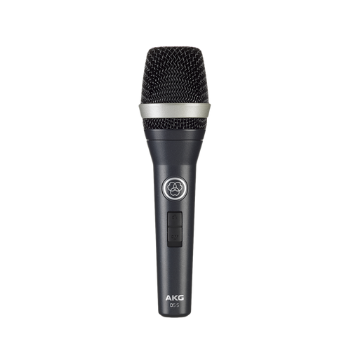 AKG D5S Professional Dynamic Vocal Microphone With On/Off Switch