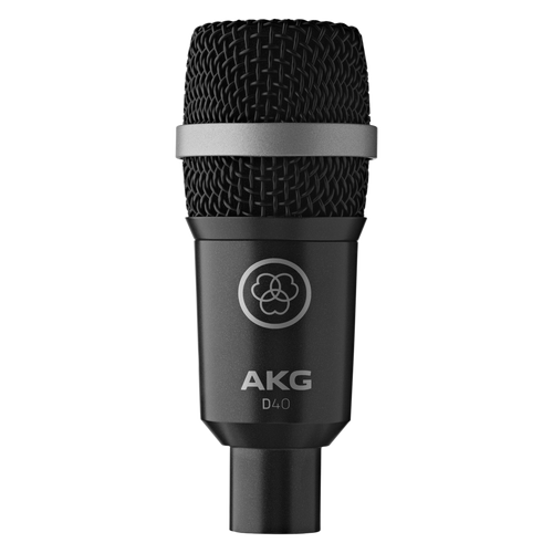 AKG D40 Professional Dynamic Instrument Microphone