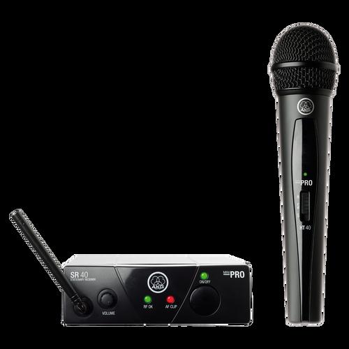 AKG WMS40MINI Vocal Set BD US25A  Wireless Microphone System