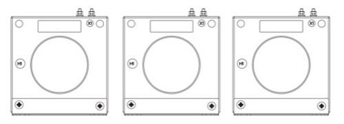 Sprecher & Schuh CEP7-CT-CE-300 Current Transformer Kit