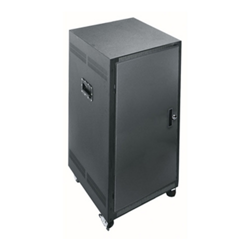 "Middle Atlantic PTRK-21 21 RU, 23"" D Portable Rack"