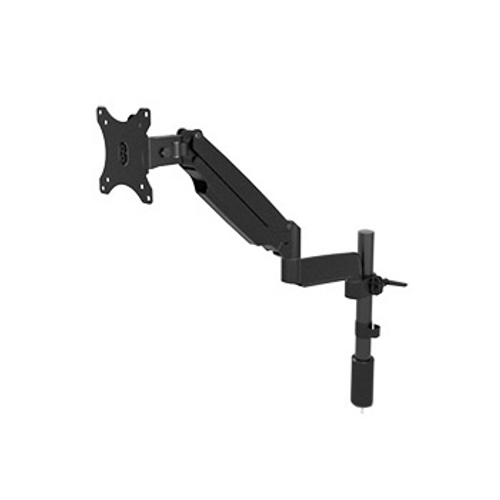 Middle Atlantic MM3-1X1BLK Articulating Monitor Mount