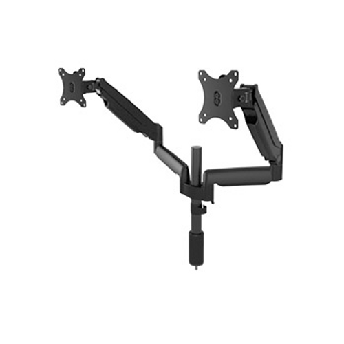 Middle Atlantic MM3-2X1BLK Vertical Monitor Mount