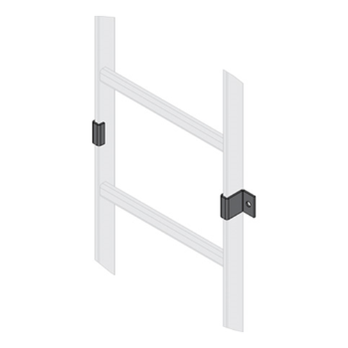 Middle Atlantic CLH-RWC Ladder Wall Clamp
