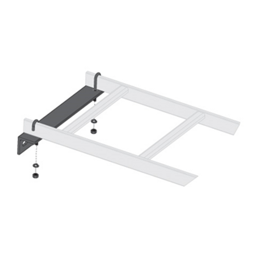 """Middle Atlantic CLH-WRS-W6-W12 6"""" & 12"""" Ladder Wall Support Bracket"""