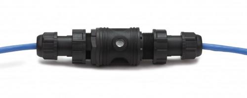 Platinum Tools 740C Waterproof RJ45 Splice Coupler