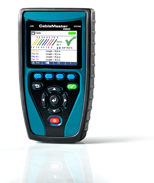 Softing WireXpert 4500 Cable Tester & Certification up to Cat 8