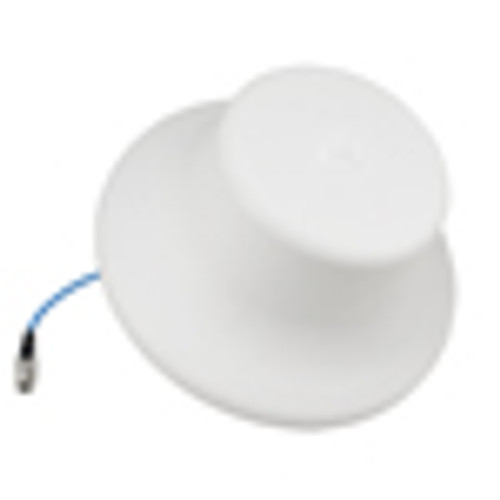 L-Com HG35805CUPR-NF 380-6000 MHz Low PIM Rated Ceiling Mount Public Safety DAS Antenna - N-Female