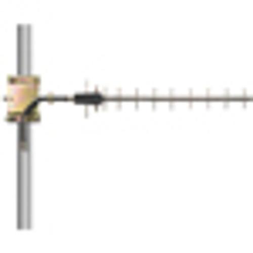 L-Com HG1912SY-NF 1.8 GHz / 1.9 GHz 12 dBi Stainless Steel Wireless Yagi Antenna