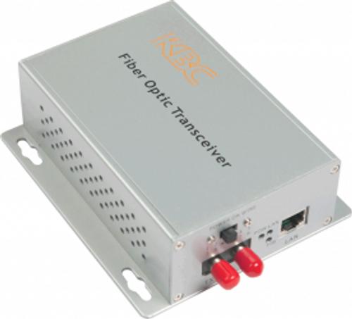 KBC MCGS1-S2-WSA 1000Mbps PoE Ethernet LAN Fiber Optic Media Converter