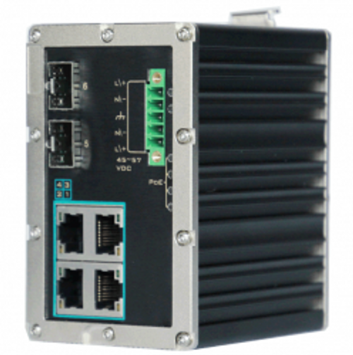 KBC ESUGS4-P2-B Industrial Ethernet Unmanaged Switch