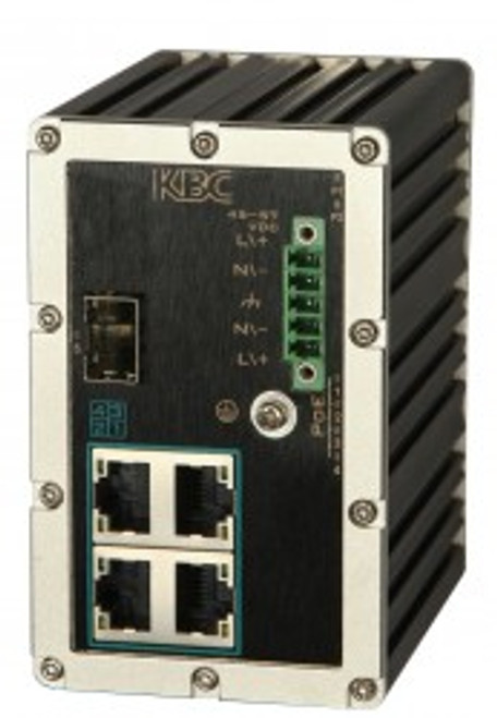 KBC ESUGS6-P1-L-B Industrial Ethernet Unmanaged Switch