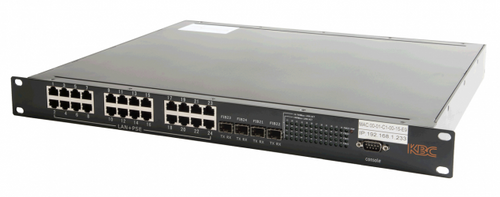 KBC ESMGS24-P4-RA Industrial Ethernet Layer 2 Managed Switch