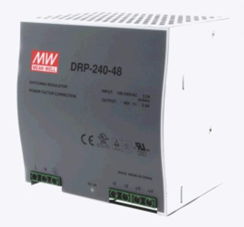 KBC DRP240-48 240W DIN Rail Power Supply