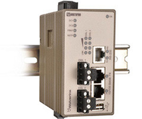 Westermo DDW-142-12VDC-BP Ethernet Extender