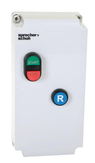 Sprecher & Schuh CAK7-30-480-EFD-P3U-L10 KWIKstarter