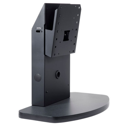 """Peerless PLT-BLK Tabletop Stand For 32"""" to 50"""" TV's"""